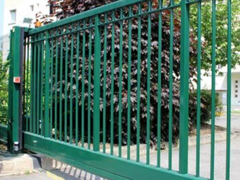 portail acier autoportant 500