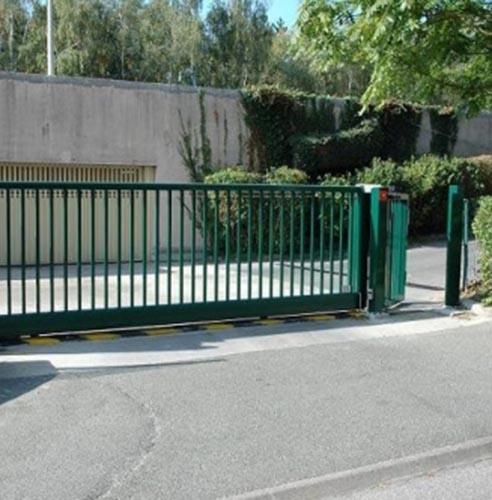 portillon portail coulissant 500