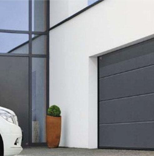 Porte de garage pour particulier 1